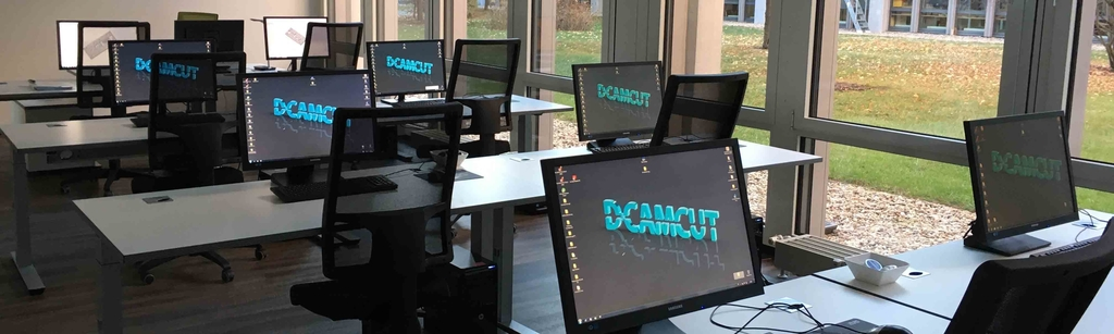 DCAMCUT Courses Teltow Berlin EDM (electrical discharge
