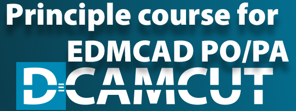 Principle course for EDMCAD